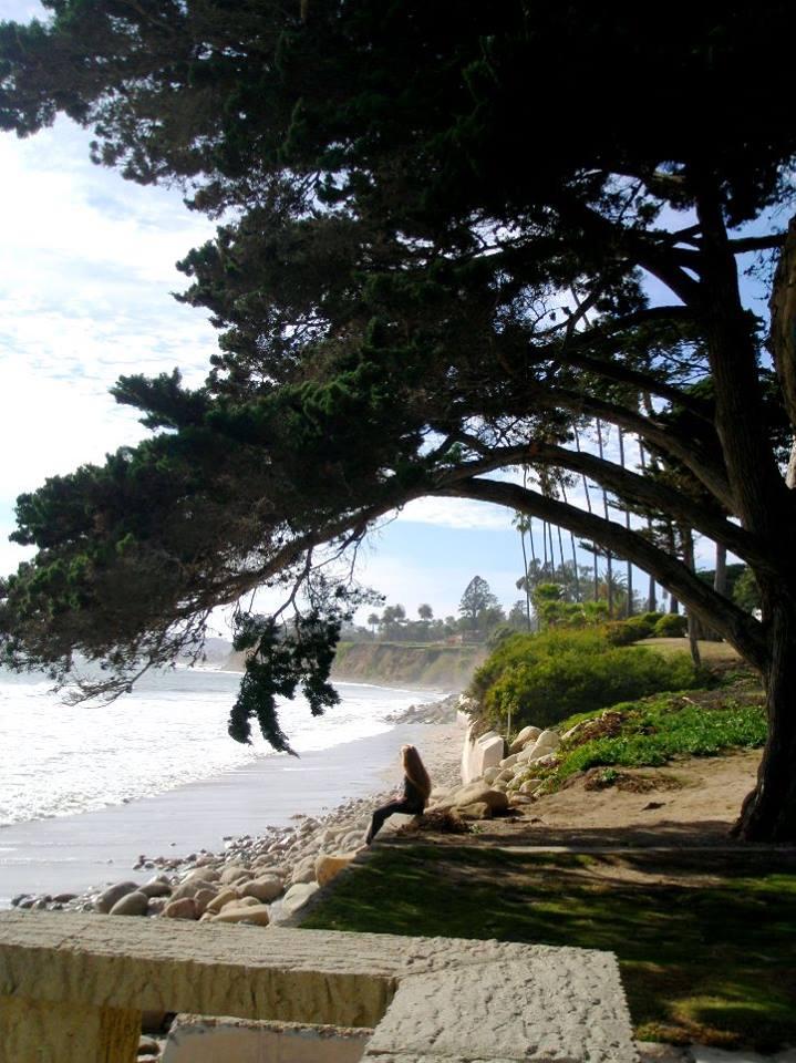 Butterfly Beach, CA, 3.7.14